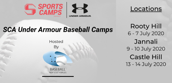 School Holiday Baseball & T-Ball Camps